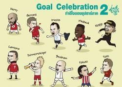 Enlace a Celebraciones de fútbol [Parte 2]