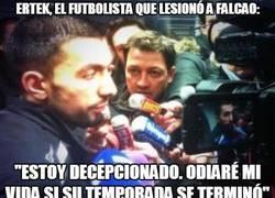 Enlace a Ertek, el futbolista que ha arruinado a Colombia