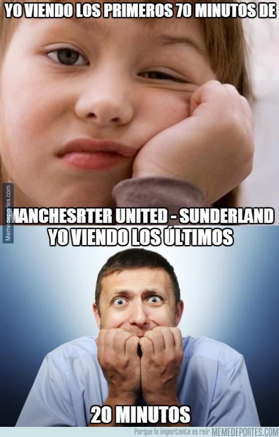 252175 - Manchester United - Sunderland