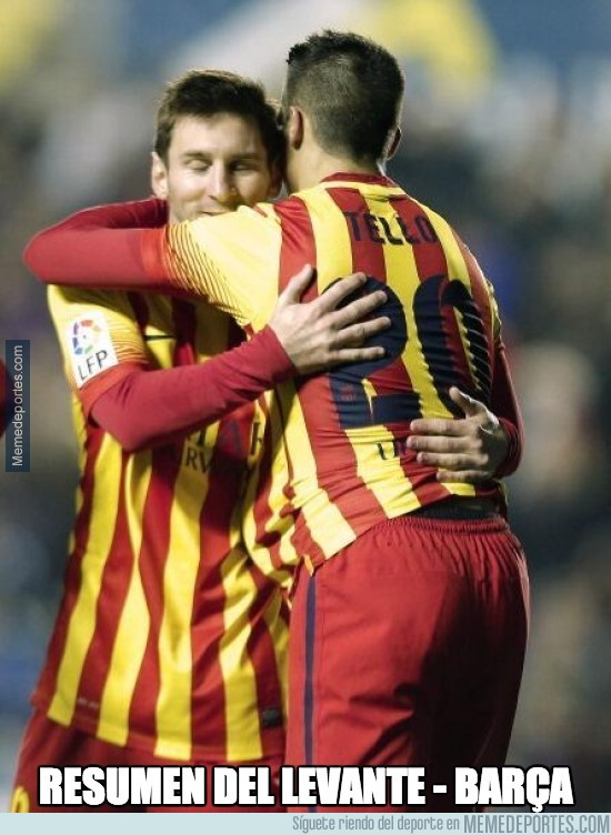 252316 - Resumen del Levante - Barça