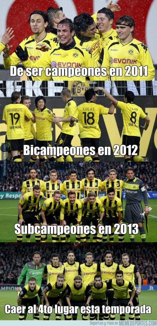 252438 - La caída del Borussia Dortmund