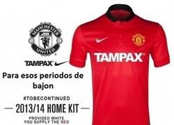 Enlace a Nuevo sponsor del Manchester United