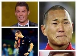 Enlace a Y ésta es la cara que se te queda cuando te enteras de que Pitbull hará la canción del Mundial