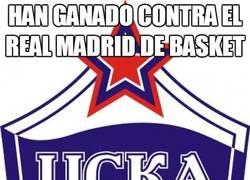 Enlace a Han ganado contra el Real Madrid de basket