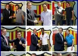 Enlace a Lo bueno que hizo Rosell por el Barça