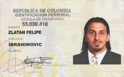Enlace a Zlatan ya está listo para Colombia