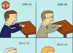 Enlace a Descripción gráfica de lo que ha hecho Moyes en el United