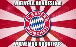 Enlace a Vuelve el Bayern de Munich con un 0-2