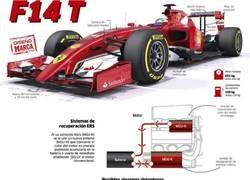 Enlace a F14-T, el monoplaza con el que lucharán Fernando Alonso y Kimi Räikkönen