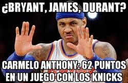 Enlace a ¿Bryant, James, Durant?