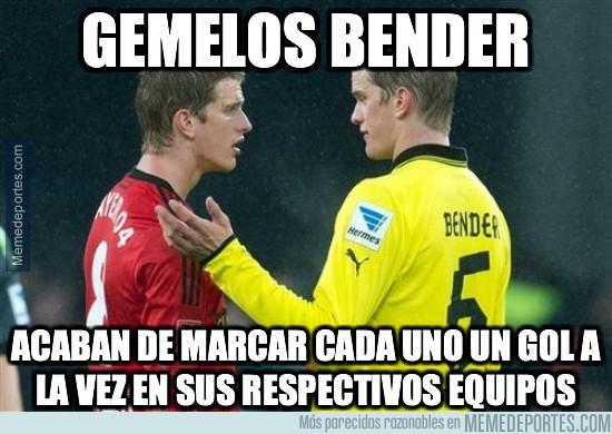 254014 - Gemelos Bender