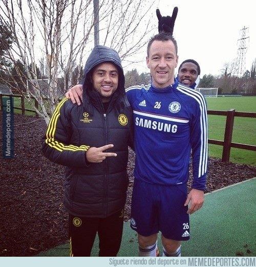 254321 - Eto'o trolleando a Terry