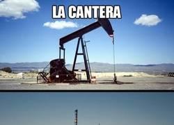 Enlace a Cantera de petrodólares