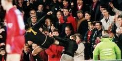 Enlace a Hoy se cumplen 19 años de la patada de Cantona