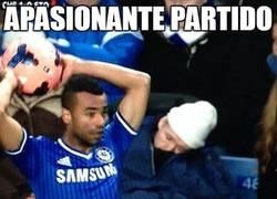 Enlace a Apasionante partido en Stamford Bridge