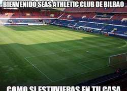 Enlace a El Osasuna se ha dejado hacer un 1-5 como si estuviera en San Mamés
