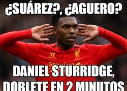 Enlace a ¿Suárez?, ¿Aguero?