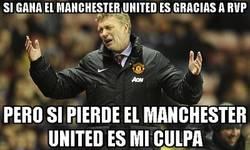 Enlace a Si gana el Manchester United es gracias a RVP