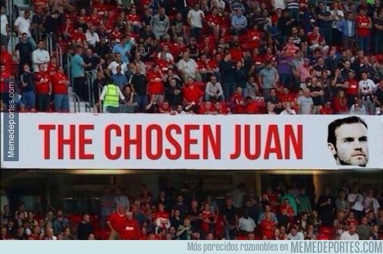 256335 - The Chosen Juan