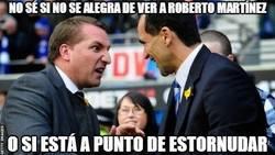 Enlace a No sé si no se alegra de ver a Roberto Martínez