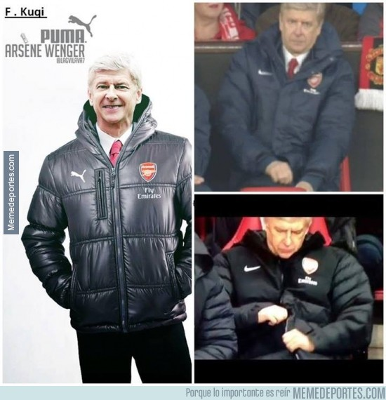 256381 - Puma ya ha solucionado el problema de Wenger. Con lo que molaban los GIFS  de la cremallera :(