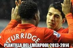Enlace a Plantilla del Liverpool 2013/14
