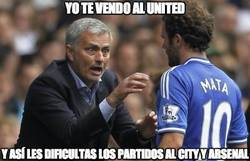 Enlace a Yo te vendo al United