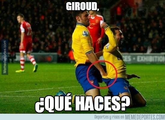 256609 - Giroud, ¿qué haces?