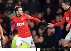 Enlace a Disfrutad de ver a estos dos juntos, fans del United
