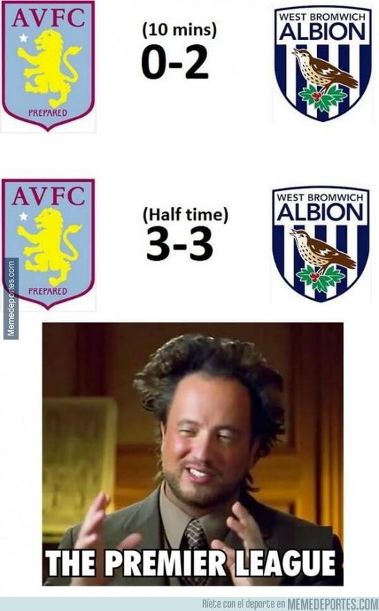 256859 - Simplemente la Premier League