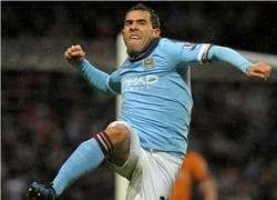 Enlace a Agüero, a por el primer lugar goleador del City en Premier League