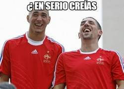 Enlace a Benzema y Ribery absueltos... Qué sorpresa