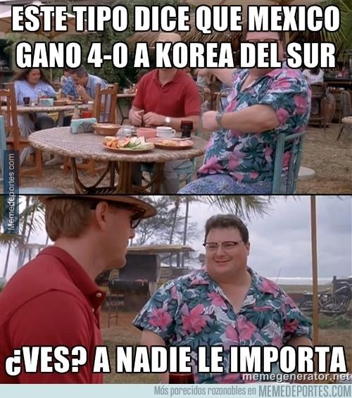 257433 - Mexico 4-0 Korea del Sur