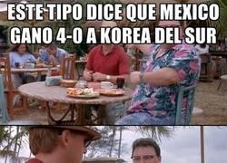 Enlace a Mexico 4-0 Korea del Sur