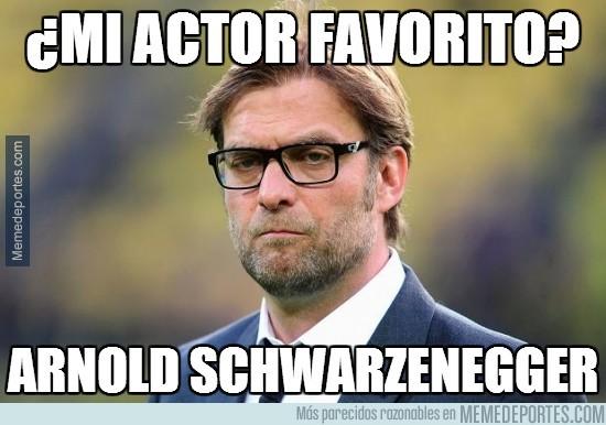 257661 - ¿Mi actor favorito?