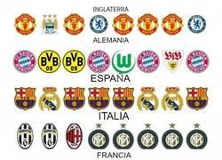 Enlace a Últimos ocho campeones de varias ligas de Europa y América