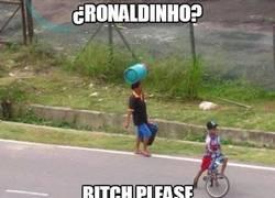 Enlace a ¿Ronaldinho?
