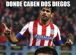 Enlace a Diego vuelve al Atlético de Madrid. Ahora sí que es un equipazo si no lo era ya