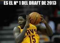 Enlace a Es el nº 1 del draft de 2013