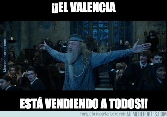 257927 - ¡¡El Valencia está vendiendo a todos!!