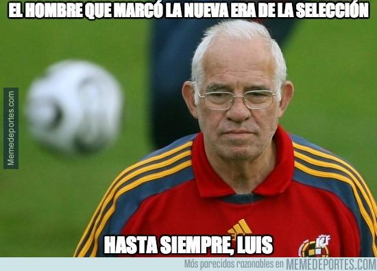 258230 - Hoy nos ha dejado Luis Aragonés