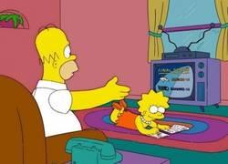 Enlace a En 2004, Los Simpson predijeron el resultado de la Super Bowl XLVIII