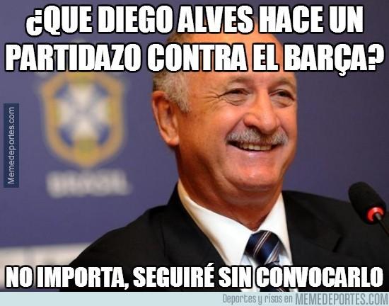 258803 - ¿Que Diego Alves hace un partidazo contra el Barça?