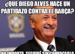 Enlace a ¿Que Diego Alves hace un partidazo contra el Barça?