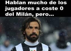Enlace a La Juventus y sus chollazos a precio 0