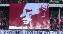 Enlace a Homenaje para Luis Aragonés en el Calderón