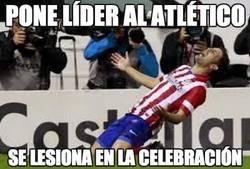 Enlace a Pone líder al Atlético