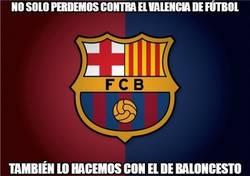 Enlace a No solo perdemos contra el Valencia de fútbol
