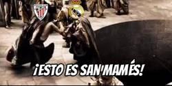 Enlace a Vaya partidazo del Athletic ante el Madrid