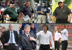 Enlace a Clase de entrenadores de fútbol europeo vs fútbol americano